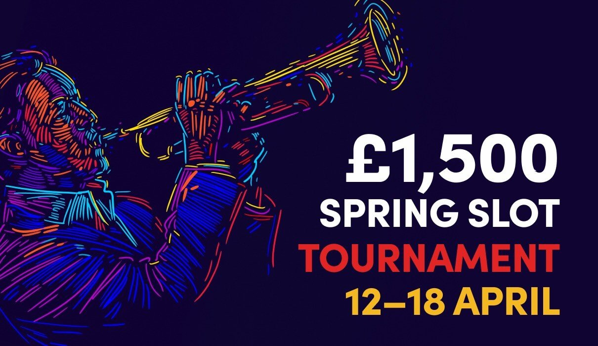 £1,500 Spring Slot Tournament