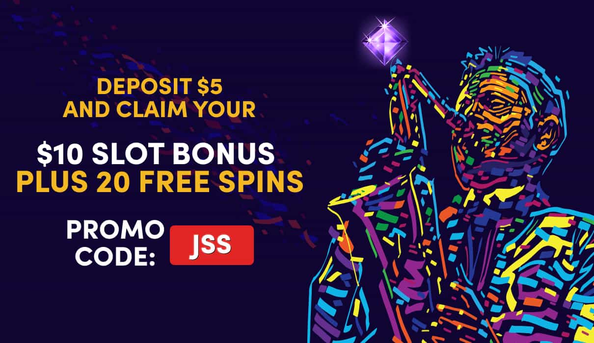 Exclusive Slot Bonus & Spins